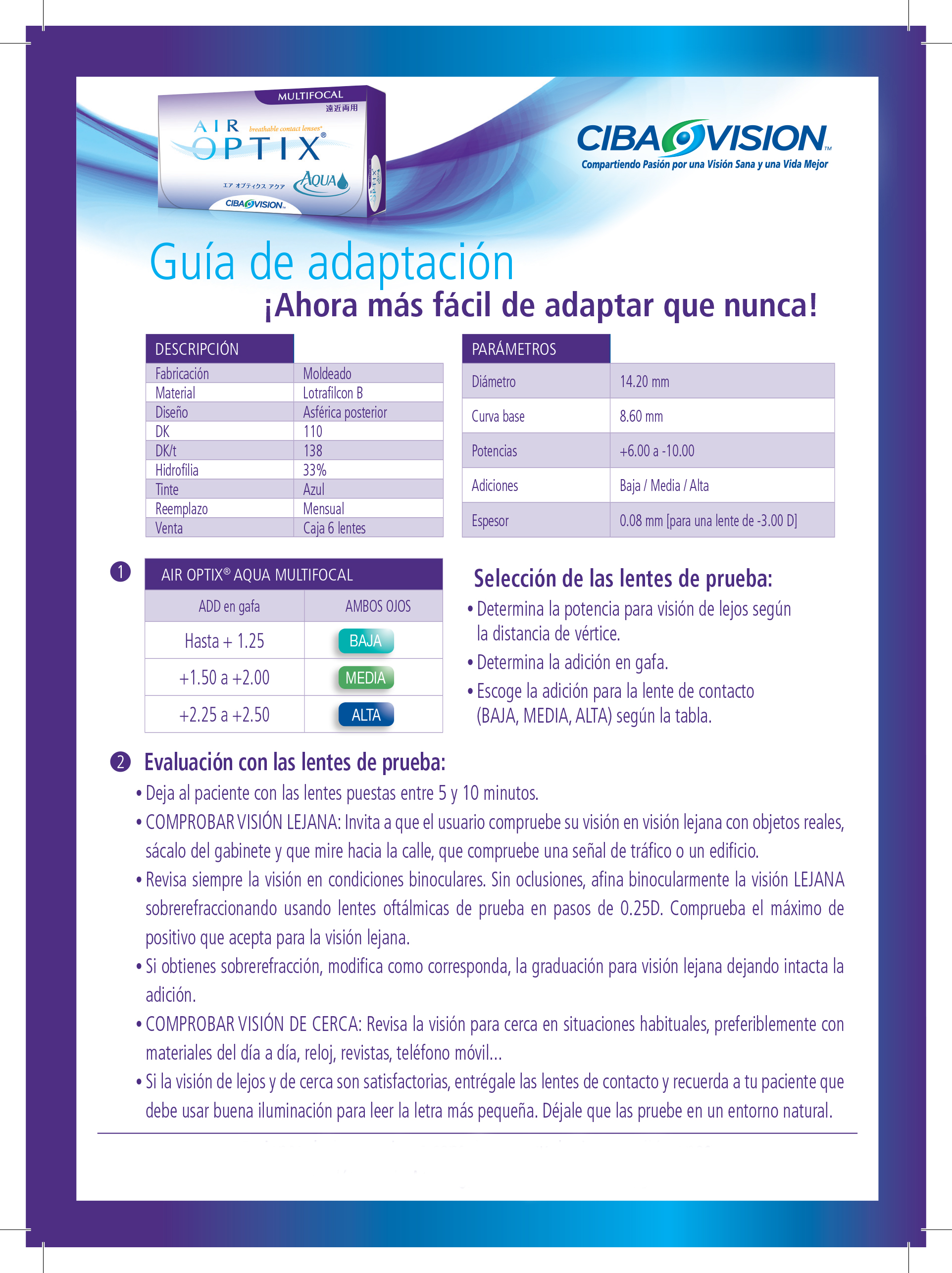 a36da7d273 Guía de adaptación para el uso de Air Optix Aqua MULTIFOCAL - Grupo ...
