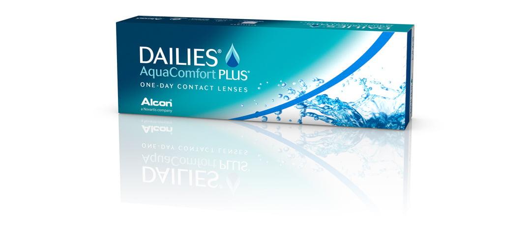 2d5a4fee19748 2014 DAILIES AQUA COMFORT PLUS Cover 10741. Dailies AquaComfort Plus es una  lente ...